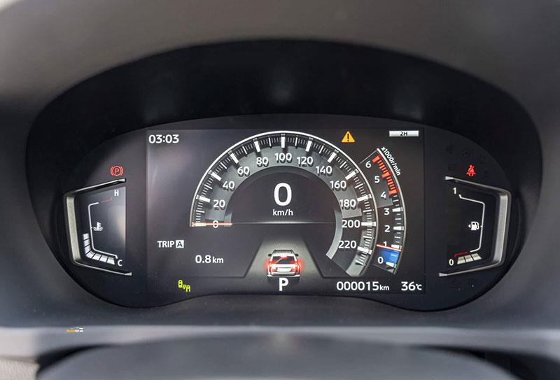 Mitsubishi Pajero Sport 13 - Mitsubishi Pajero Sport [hienthinam]: thông số, giá xe & khuyến mãi tháng [hienthithang]