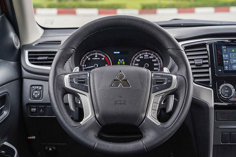 Mitsubishi Triton 13 - Mitsubishi Triton [hienthinam]: thông số, giá xe & khuyến mãi tháng [hienthithang]