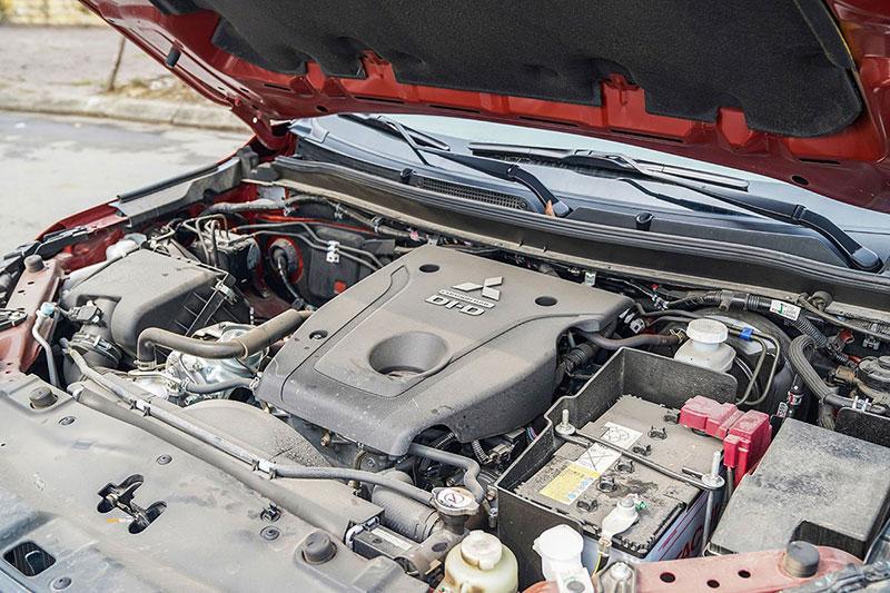 Mitsubishi Triton 8 - Mitsubishi Triton [hienthinam]: thông số, giá xe & khuyến mãi tháng [hienthithang]