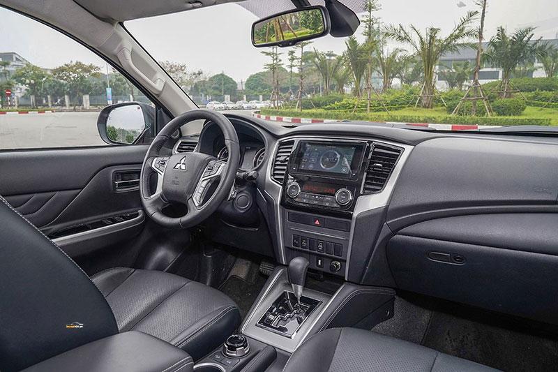Mitsubishi Triton 9 - Mitsubishi Triton [hienthinam]: thông số, giá xe & khuyến mãi tháng [hienthithang]