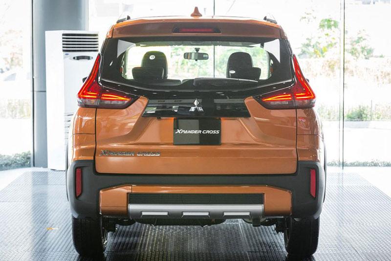 Mitsubishi Xpander Cross 8 - Mitsubishi Xpander Cross [hienthinam]: thông số, giá xe & khuyến mãi tháng [hienthithang]