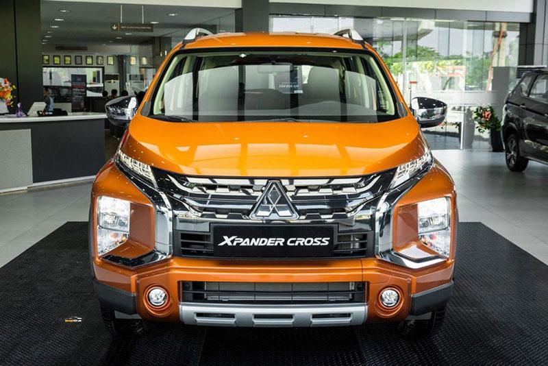 Mitsubishi Xpander Cross 9 - Mitsubishi Xpander Cross [hienthinam]: thông số, giá xe & khuyến mãi tháng [hienthithang]