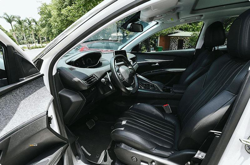 Peugeot 5008 9 - Peugeot 5008 [hienthinam]: thông số, giá xe & khuyến mãi tháng [hienthithang]