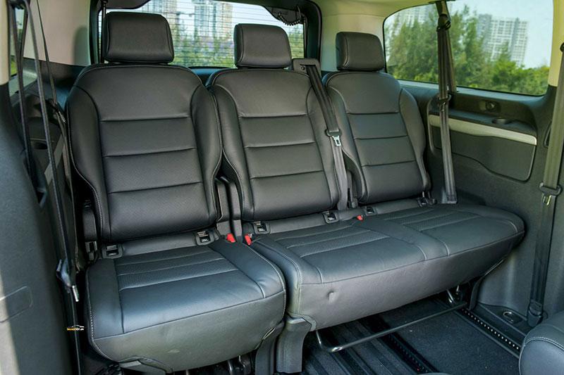 Peugeot Traveller 6 - Peugeot Traveller [hienthinam]: thông số, giá xe & khuyến mãi tháng [hienthithang]