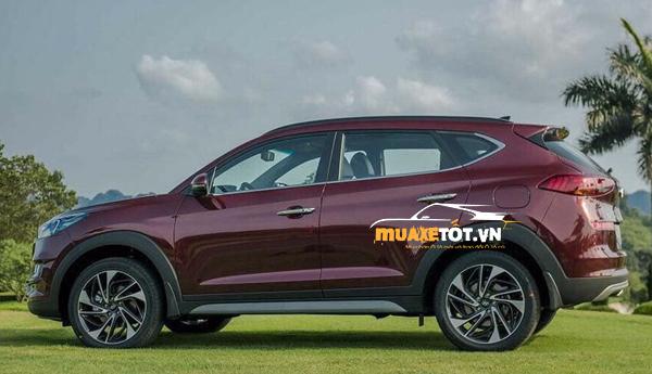 hyundai tucson 6 - Hyundai Tucson mới: khuyến mãi và giá xe tháng [hienthithang]/[hienthinam]