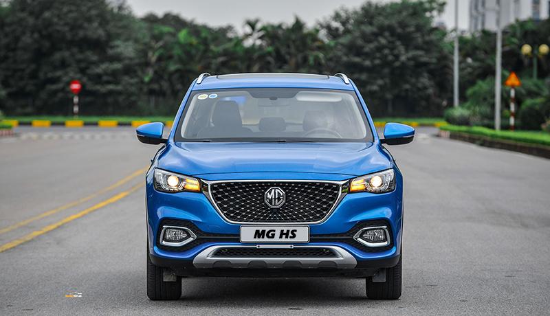 mg hs 1 - Giá xe MG mới nhất tháng [hienthithang]/[hienthinam]