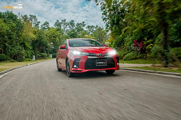 toyota vios 16 - So sánh Vios và Mazda 2 Sedan: tầm 500-600 triệu nên nên xe 5 chỗ nào